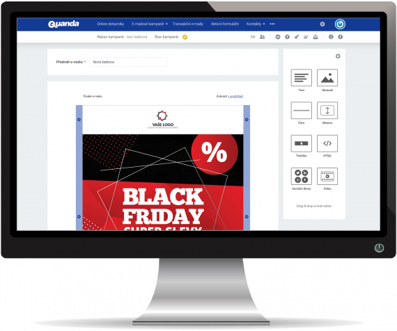 Email marketing | Quanda
